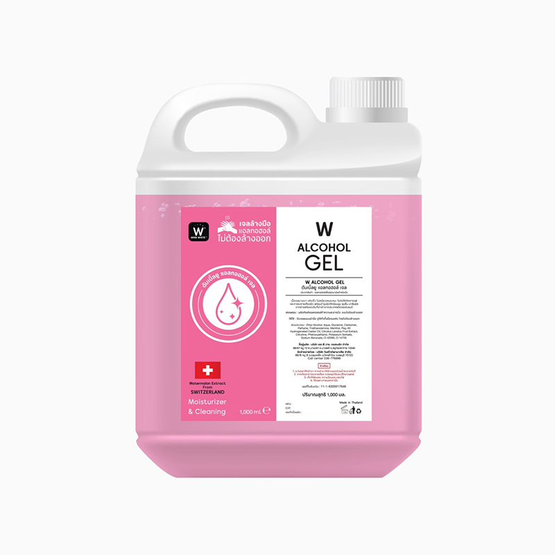 W Alcohol gel 1000 ml